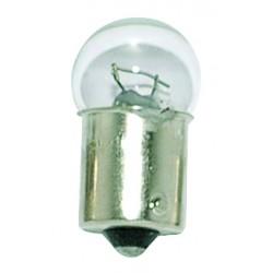 Ampoule BA 15S transparente