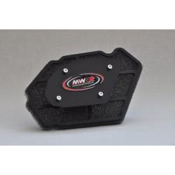 Filtre à air MWR High Efficient Race  - Kawasaki H2 15-16