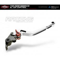 Levier de frein Titax Racing Normal Chrome R22
