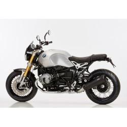 Auspuff Shark DXS-10 Schwarz für BMW R Nine T 17/+ // Pure 17/+ // Racer 17/+ // Urban G/S 17/+
