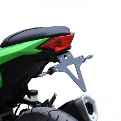 Moto-parts license plate holder - Kawasaki Ninja 300 / Z300 - moto-parts