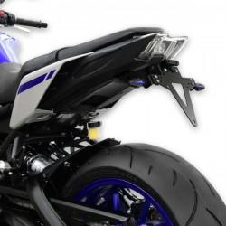 Moto-parts Kennzeichenhalter - Yamaha MT-09 17/+