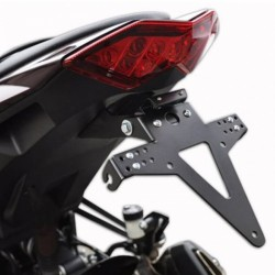 Moto-parts Kennzeichenhalter - Kawasaki Z1000 10-13 / Z1000SX 11-18