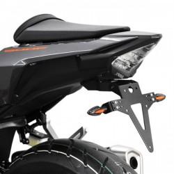 Moto-parts Kennzeichenhalter Honda CB 500 F - 16/+ / CBR 500R - 16/+