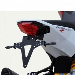 Moto-parts Kennzeichenhalter - Husqvarna Nuda 900 / R - 12-13