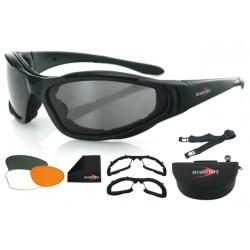 Motorradbrille Bobster\'s Raptor II