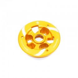 DUCABIKE Druckplatte Gelb für Kupplungsgehäuse