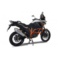 Exhaust Hpcorse 4-Track for KTM Adventure 1050/1090/1190/1290