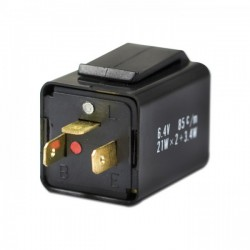 Flasher relay electric. 3-pol
