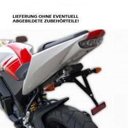 Moto-parts license plate holder - Yamaha YZF-R 125 - 08-13