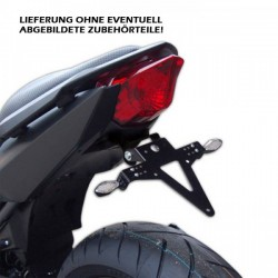 Moto-parts Kennzeichenhalter - Yamaha XJ6 600 F/N/NA Diversion 09-16