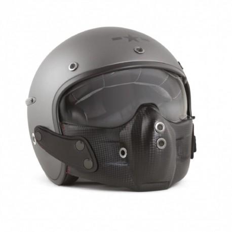 Harisson helmet Corsair grey mat
