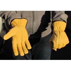 Handschuhe Darts Urban beige