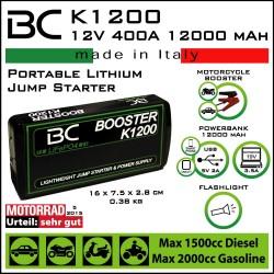 Démarreur BC BOOSTER K1200
