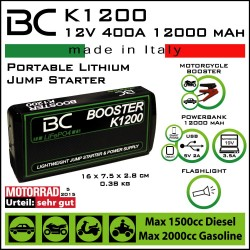 Starthilfegerät BC BOOSTER K1200
