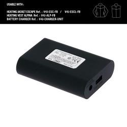 Batterie für Heizjacke V\'QUATTRO DESIGN