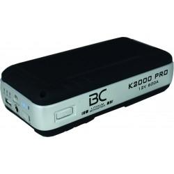 BC K2000 PRO - 12V 600A 15000mAh Jump Starter