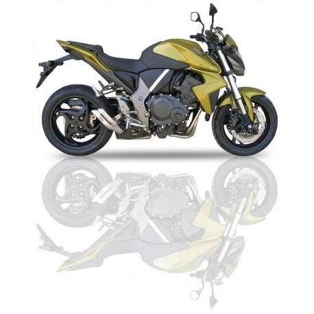 Echappement IXIL Dual Hyperlow LX2 pour Honda CB 1000 RA 2008 -17