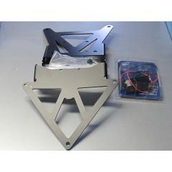 Maddoctor license plate holder for Kawasaki Z1000 03-06 / Z750 04-06 / ZX-6R 03-04