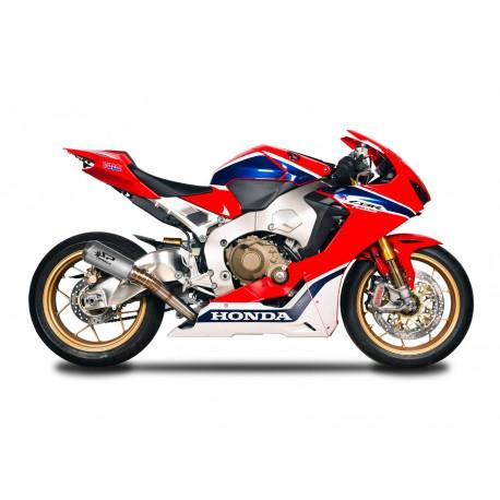 Ligne complète Spark Moto GP 350 full titane - Honda CBR 1000 RR/SP1/SP2 - 17/18