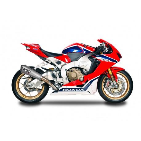 Full System Spark Konix full Ttanium - Honda CBR 1000 RR/SP1/SP2 - 17/18