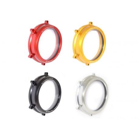 Kupplungsdeckel schwarz für Ölbadkupplung CC119901D