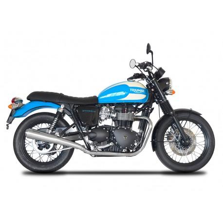 Auspuff Spark 70's - Triumph Bonneville T100 05-15