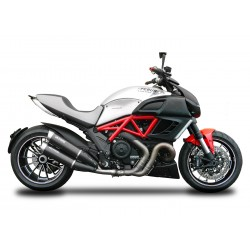 Echappement Spark Evo V - Ducati Diavel 11-13