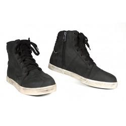 Schuhe Montantes Harisson Yankee Farbe Schwarz