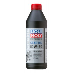 LIQUI MOLY Motorbike huile engrenages 80W-90 1l