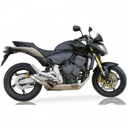 Exhaust IXIL Dual Hyperlow L2X - Honda CB 600 F/S HORNET 07-15 // CBR 600 F 2011-15
