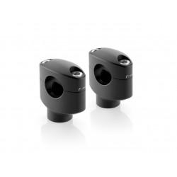 Kit de fixation Rizoma Riser pour guidon de 25.4mm Ø