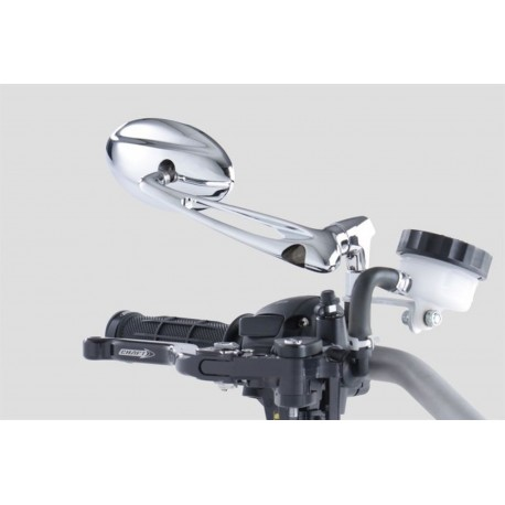 Rear-view mirror Chaft Penny Chrome for Harley-Davidson