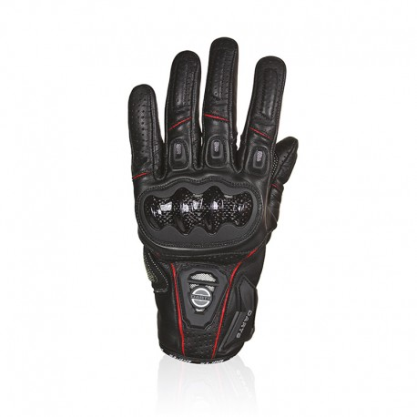 Handschuhe Darts Striker schwarz