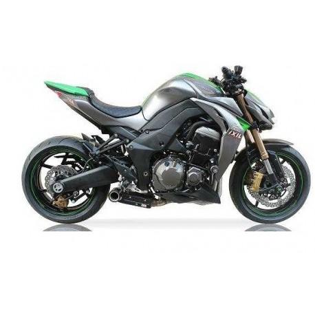 Full line Ixil SX1 for Kawasaki Z1000 10-19 // Z1000 R 17-19 // Z1000 SX 10-19 / Versys 1000 12-19