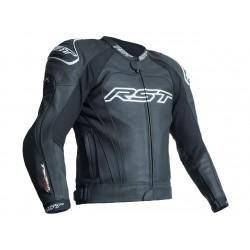 RST TracTech Evo 3 Jacket CE Leather Black