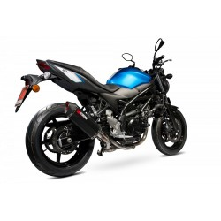 Auspuff Scorpion Scorpion Serket für Suzuki SV 650 S/X 16/+