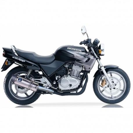 Auspuff Ixil Hexoval Xtrem für Honda CB 500 94-98 / CB 500 S 98-02