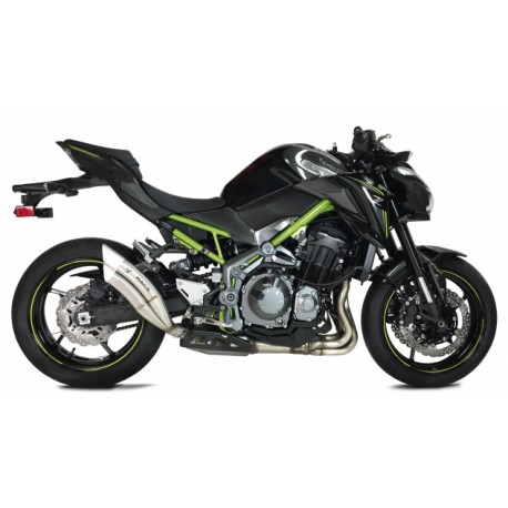 Auspuff Ixrace Z7 für Kawasaki Z900 16/+ // Z900 A2 17/+