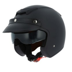 Astone Helm Sportster schwarz matt