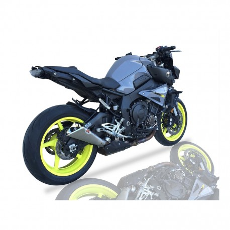 Exhaust IXIL Slashed Cone Xtrem for Yamaha MT-10/SP 16/+