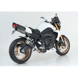 Auspuff Hurric Supersport für Yamaha FZ8 N/NA/S/SA 10-15
