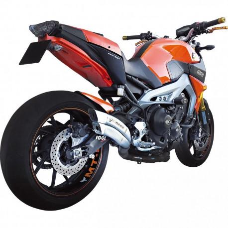 Komplettanlage Ixrace Z7 für Yamaha MT-09 13/+ // Tracer 900 15-17 // XSR 900 16/+