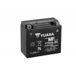 Batterie Yuasa YTX20L-BS