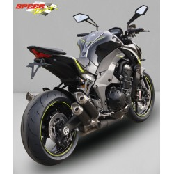 Auspuff Bodis GPX2 Black für Kawasaki Z1000/R/SX 17/+