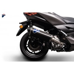 Auspuff Termignoni Carbon für Yamaha x-max 300 17/+