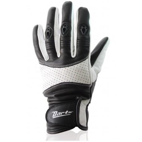Handschuhe Darts Gift weiss Gr. XS