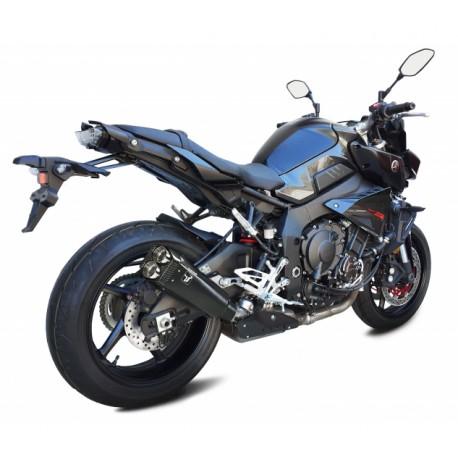 Exhaust Ixrace M9 black for Yamaha MT-10 /SP 16/+