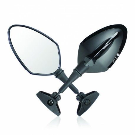 Rear-view mirror Chaft Story Fairing black