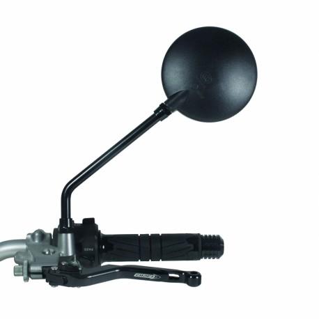 Rétroviseur Chaft Reversible rond noir
